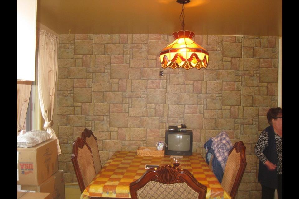 image 1 - Apartment - For rent - Montréal  (Saint-Leonard) - 5 rooms