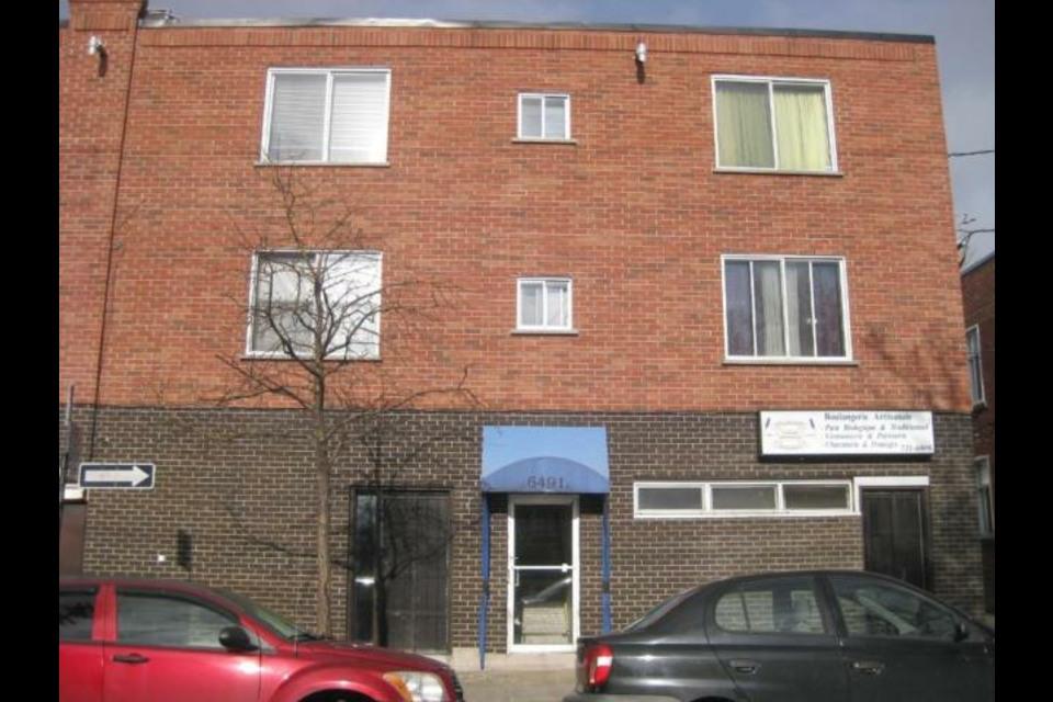 image 1 - Apartment - For rent - Montréal  (Rosemont) - 3 rooms