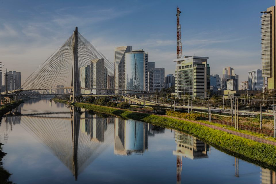 São Paulo, the luxury real estate area in Brazil