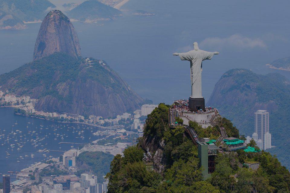 Rio de Janeiro, the luxury real estate area in Brazil