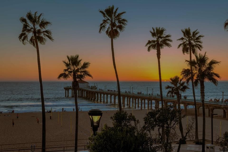 Malibu, the luxury real estate hotspot in Los Angeles - California, USA.