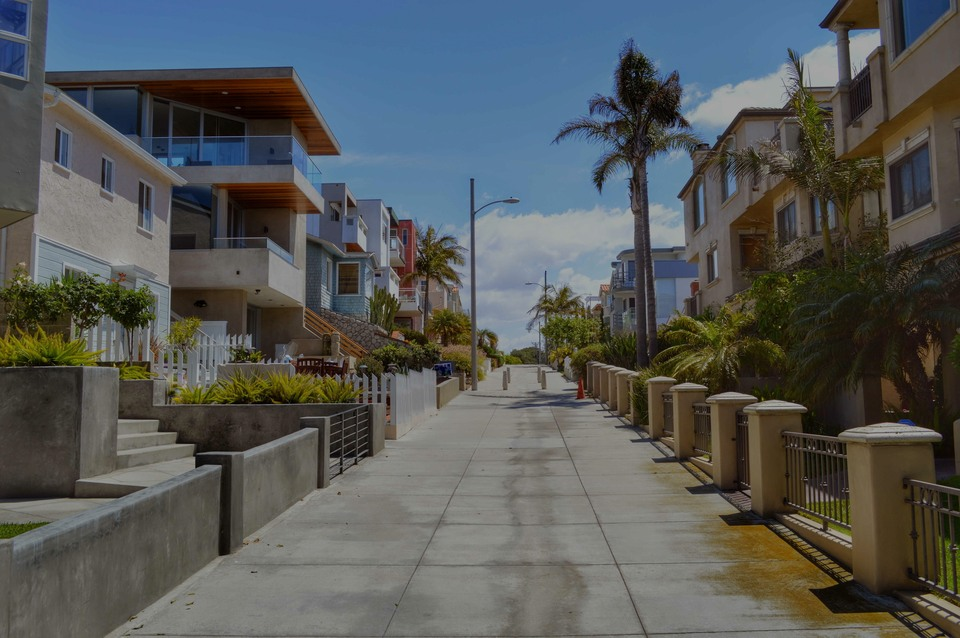 Manhattan Beach, the luxury real estate hotspot in Los Angeles - California, USA.